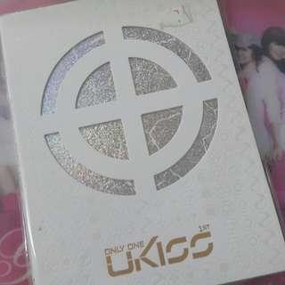 U-kiss Only One Album