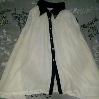 雪紡襯衫上衣