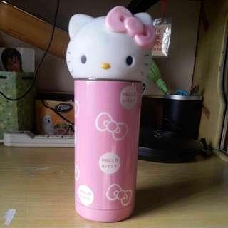 Hollo kitty保溫杯