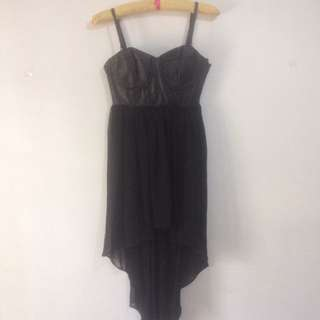 HnM Black Tube Dress (S)