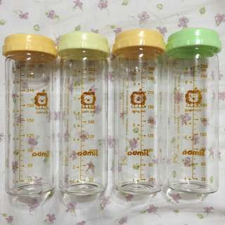 待匯款👉🏻小獅王辛巴 超輕鑽寬口直圓玻璃大奶瓶 240ml