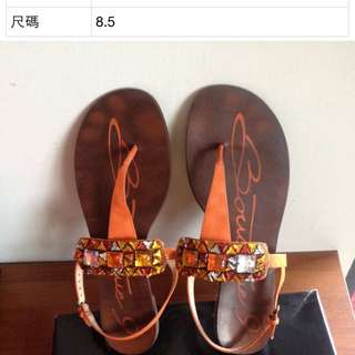 Boutique 9民族風涼鞋