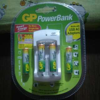 Rechargeable Battery With Chargers