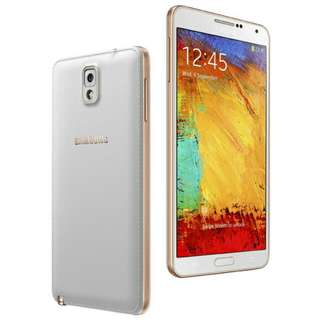 (24th Dec Reduced ) Samsung Galaxy Note3 (Rose Gold White)