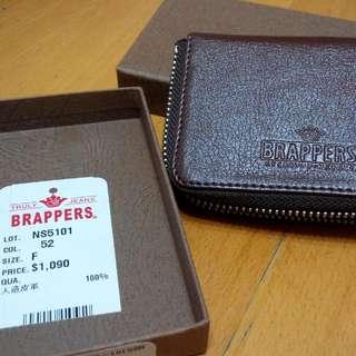 全新Brappers 小錢包