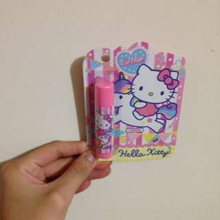 Hello Kitty 護唇膏