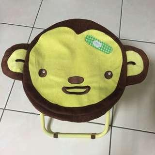 猴子物語小摺凳(二手)