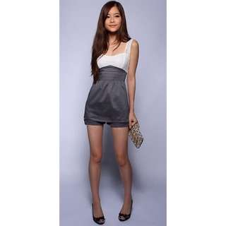 #IDoTrades AE Agneselle Lace Top in Grey