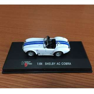 Diecast Car Model 1:64 Shelby AC Cobra (HighSpeed)
