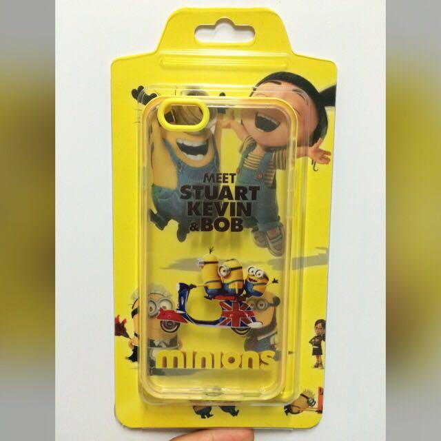 小小兵 iphone5/5s/6/6s 4.7吋 手機殼 Minions 神偷奶爸