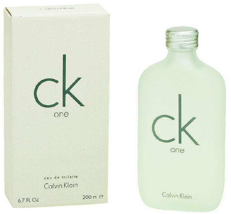 589c72b35a CALVIN KLEIN CK ONE EDT UNISEX 200 ML