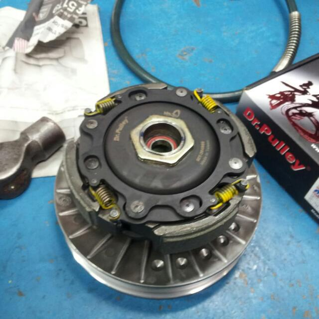 Price Reduced! Dr Pulley Hit Clutch Maxsym 400i