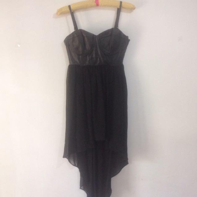 HnM Black Tube Dress (S)