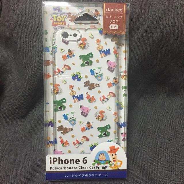 iPhone6 /6s 迪士尼 Disney 玩具總動員 Toy Story手機殼 透明硬殼