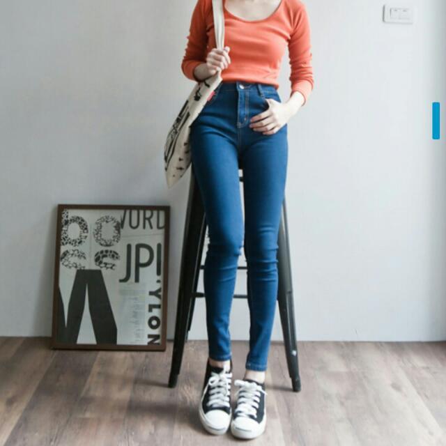 Lulus 牛仔長褲  (含運)