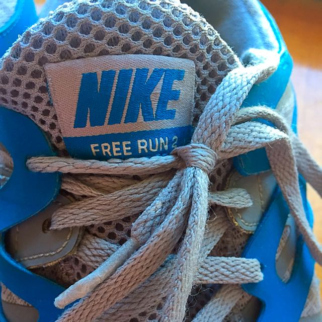 Men's Nike Free Run's 2
