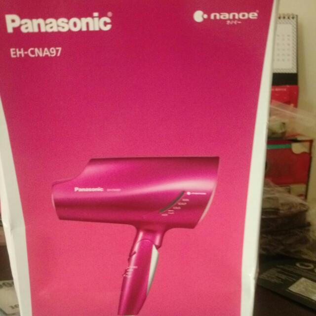 【日本敗家】PANASONIC EH-CNA97奈米負離子吹風機、日本最夯的吹髮神器