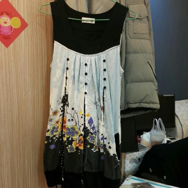日系Scolor洋裝