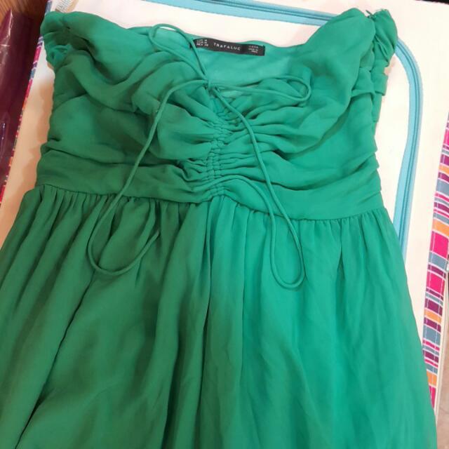 全新Zara平口裙子