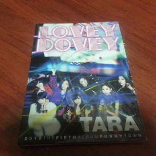 T-ARA 5th Mini Album 'Lovey Dovey'
