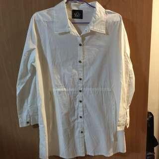 (全新)白色襯衫(含運)