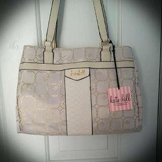 Kate Hill Medium Tote Bag