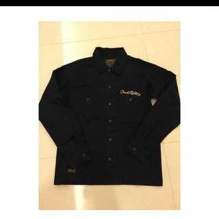 Provider👌黑色襯衫☝9成新便宜賣🙆