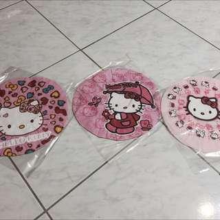 Kitty 浴帽 全新 曼谷帶回