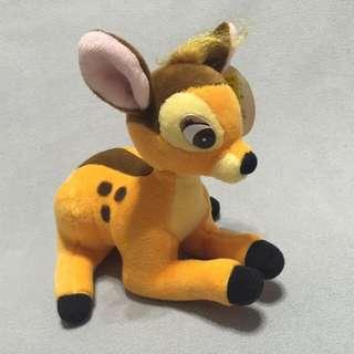 免郵 全新 小鹿斑比玩偶