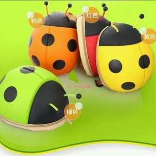 小瓢蟲背包,可愛,小小孩