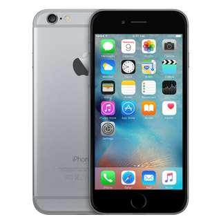 全新 iPhone 6 64g 太空灰
