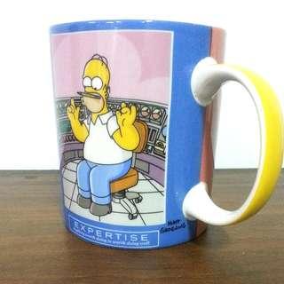 The Simpsons 辛普森 荷馬 馬克杯