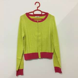 P&Co Cropped Cardigan