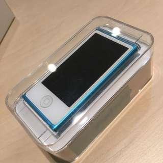 ipad Nano 16G 藍色