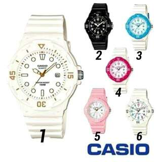 Casio 潛水風格女錶