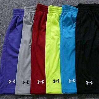 UNDER ARMOUR籃球褲(全新商品)