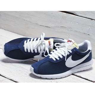 Nike Roshe LD1000 男款 阿甘鞋 深藍 白 運動鞋 藤原浩 海軍藍