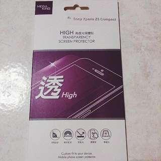 Sony Z5 Compact 保護貼
