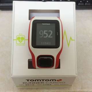 推👍🏼(保固內)Tomtom 運動手錶