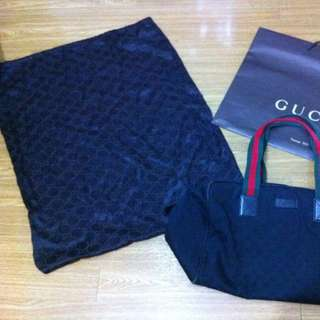 Gucci 中旅行袋