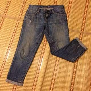 IBS男朋友褲。26腰。