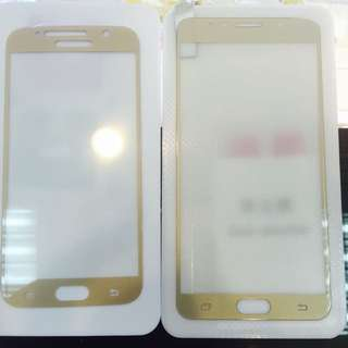 三星S6、Note5全滿版鋼化玻璃膜