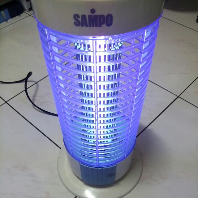 9成新補蚊燈!