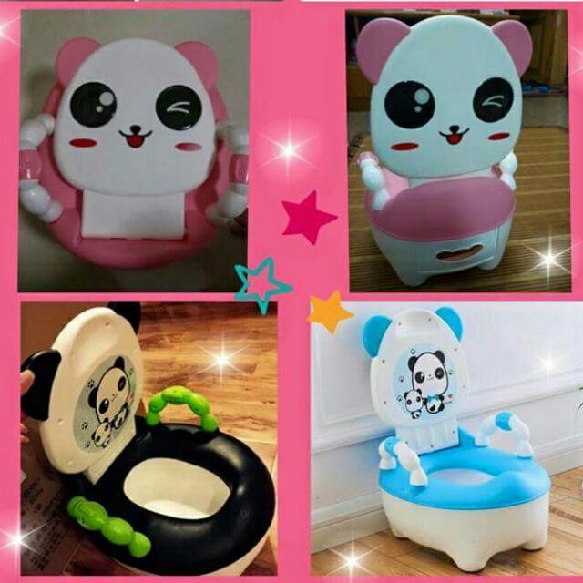 💕💕💕超可愛!💕💕💕 🐼兒童可愛熊貓造型馬桶🐼      免運費哦!!!
