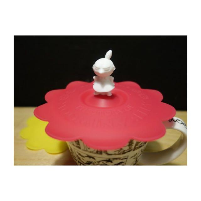 【香港 Moomin Café 】嚕嚕米/Moomin/小不點LittleMay* 矽膠杯墊 (現貨/免運)