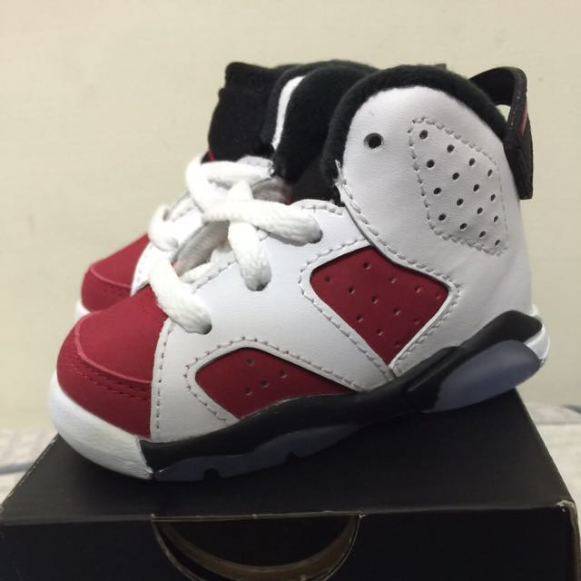 Air Jordan 6 retro infant