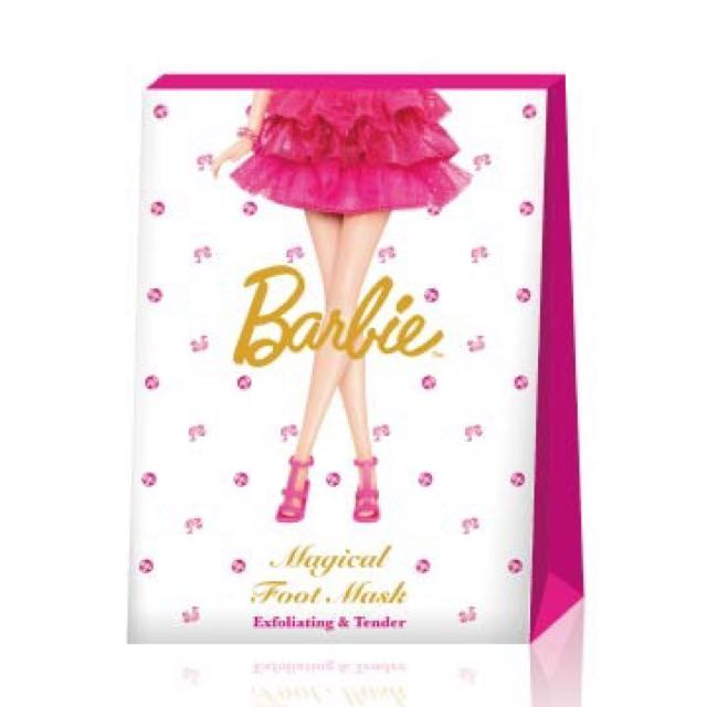 📢芭比足膜Barbie Foot Mask