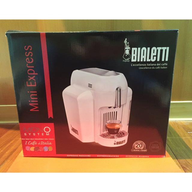 《全新》BIALETTI MINI-X1
