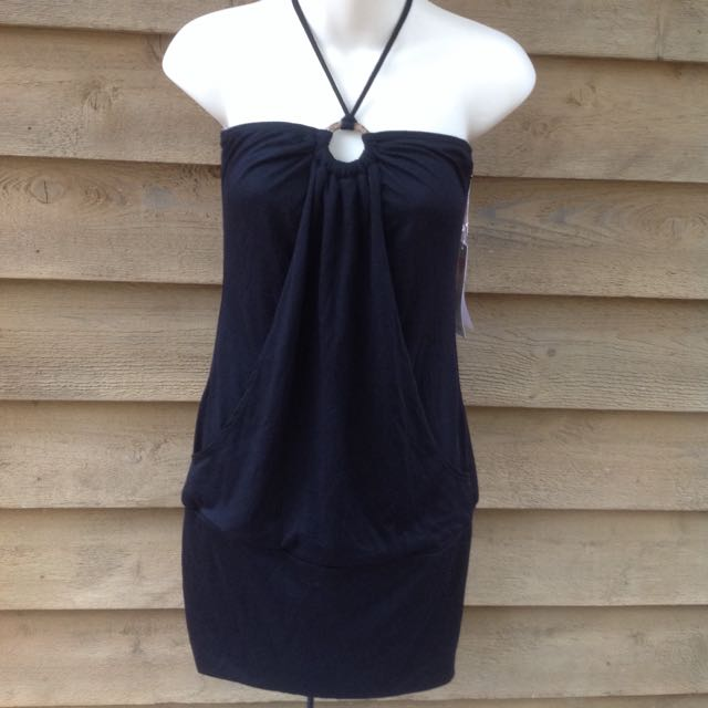 i.l.u Clothing Black Top/Dress