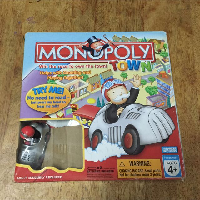 MONOPOLY Town (Used)